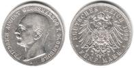 5 Mark 1900 A Oldenburg Grossherzog Friedrich August gutes ss  698,00 EUR  excl. 9,95 EUR verzending