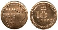 10 Euro 2004 Niederlande EU-Erweiterung PP  499,00 EUR  Excl. 9,95 EUR Verzending