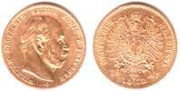 10 Mark 1872 C Preussen Kaiser Wilhelm I.(1861-1888) ss  219,00 EUR  Excl. 9,95 EUR Verzending