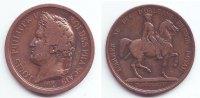 Frankreich Medaille - Jeton Louis Philippe I. -