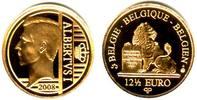 12,5 Euro 2008 Belgien 1/25 Unze Goldmünze - König Albert I. PP mit Box... 129,90 EUR  Excl. 9,95 EUR Verzending