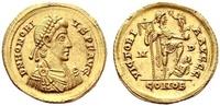 Solidus 393-423 Römisches Kaiserreich Kaiser Honorius (393-423) f.vz  1198,00 EUR  Excl. 14,95 EUR Verzending