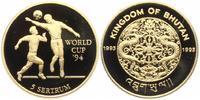 5 Sertrum 1993 Bhutan Fußball-WM  1994 - Spielerpaar PP  184,00 EUR  Excl. 9,95 EUR Verzending