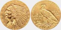 2 1/2 Dollar 1927 USA - Vereinigte Staaten Indian Head vz  349,00 EUR  Excl. 9,95 EUR Verzending