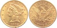 USA 5 Dollar Coronet Head - Liberty
