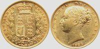 Sovereign 1884 S Australien - Großbritannien Queen Victoria (1831-1901)... 398,00 EUR  excl. 9,95 EUR verzending