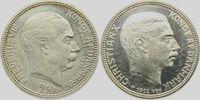2 Kronen 1916 VBP Dänemark Christian X. (1912-1947) vz/st  69,00 EUR  Excl. 6,95 EUR Verzending