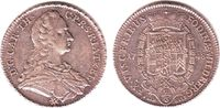 2/3 Ausbeutetaler 1748 FO Jülich-Berg Karl Theodor (1742-1799) vz-  1398,00 EUR  Excl. 14,95 EUR Verzending