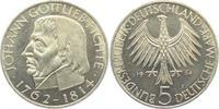 5 Mark 1964 F Deutschland Fichte st  49,00 EUR