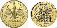 100 Euro 2015 G Deutschland Obersmittel-Rheintal st mit Box + Zertifikat  639,00 EUR