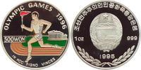 500 Won 1995 Korea Olympische Spiele 1996 in Atlanta - Fackelläufer PP ... 45,00 EUR