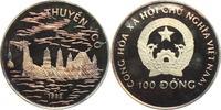 100 Döng 1988 Vietnam Königliche Bark PP/fleckig  19,00 EUR