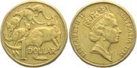 1 Dollar 1985 Australien Känguruh - Känguru ss-vz  4,95 EUR  +  3,95 EUR shipping