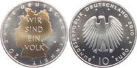 10 Euro 2010 Deutschland Gedenkprägung - 20 Jahre Deutsche Einheit mit ... 19,95 EUR