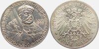 5 Mark 1908 Sachsen-Weimar-Eisenach Uni Jena f.st  249,00 EUR  Excl. 9,95 EUR Verzending