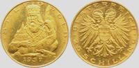 25 Schilling 1937 Österreich Hl. Leopold f.st  1298,00 EUR  Excl. 14,95 EUR Verzending