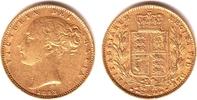 1 Sovereign 1853 Großbritannien Queeen Victoria (1837-1901) ss  375,00 EUR  Excl. 9,95 EUR Verzending