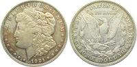 1 Dollar 1921 S USA 1 Dollar - Morgan (1878 - 1921) f.vz  24,00 EUR  +  6,95 EUR shipping