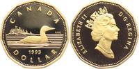 1 Dollar 1993 Kanada Ente PP  9,95 EUR  +  3,95 EUR shipping