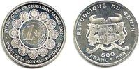 500 Francs 2002 Benin Euroeinführung PP  18,95 EUR  +  6,95 EUR shipping