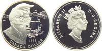 1 Dollar 1995 Kanada 325 Jahre Hudson Bay Company PP  18,00 EUR  +  6,95 EUR shipping