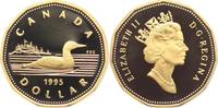 1 Dollar 1995 Kanada Ente PP  9,95 EUR  +  3,95 EUR shipping