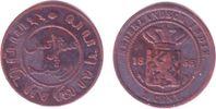 1 Cent 1855 Niederländisch Indien Wilhelm III. (1849 - 1890) ss-vz  79,00 EUR  +  6,95 EUR shipping