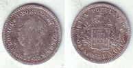 1/8 Rupie 1881 Port. Indien - Goa Luiz I. (1861 - 1889) s  9,95 EUR  +  3,95 EUR shipping