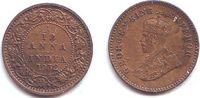 1/12 Anna 1932 Indien George V. (1910 - 1936) f.st  4,95 EUR  +  3,95 EUR shipping