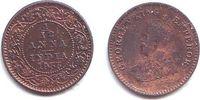1/12 Anna 1933 Indien George V. (1910 - 1936) f.st  4,95 EUR  +  3,95 EUR shipping