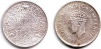 1/2 Rupie 1940 Indien George VI. (1936 - 1952) prägefrisch  49,95 EUR  +  6,95 EUR shipping