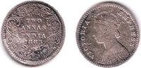 2 Annas 1883 Indien Victoria (1837 - 1901) ss  19,95 EUR  +  6,95 EUR shipping