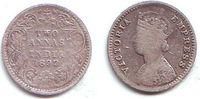 2 Annas 1892 Indien Victoria (1837 - 1901) ss  7,95 EUR  +  3,95 EUR shipping