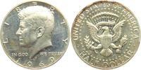 1/2 Dollar 1969 S USA John F. Kennedy (1964 - jezt) prägefrisch  4,95 EUR  +  3,95 EUR shipping