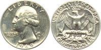 1/4 Dollar 1969 S USA Washington (1932 - 1998) prägefrisch  4,95 EUR  +  3,95 EUR shipping