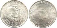 1/2 Dollar 1952 USA Washington und Carver vz - Kerbe  13,95 EUR  +  6,95 EUR shipping