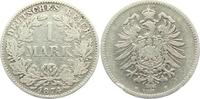1 Mark 1874 H Kaiserreich 1 Mark - kleiner Adler s-ss  6,95 EUR  +  3,95 EUR shipping