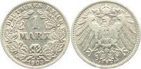 1 Mark 1905 J Kaiserreich 1 Mark - großer Adler ss min. RF  3,95 EUR  +  3,95 EUR shipping