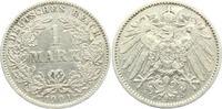 1 Mark 1901 J Kaiserreich 1 Mark - großer Adler ss-vz  9,95 EUR  +  3,95 EUR shipping