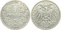 1 Mark 1892 E Kaiserreich 1 Mark - großer Adler ss  19,00 EUR  +  6,95 EUR shipping