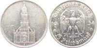 5 Reichsmark 1934 G Drittes Reich Garnisonskirche in Potsdam - ohne Dat... 9,95 EUR  +  3,95 EUR shipping