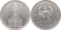 5 Reichsmark 1934 D Drittes Reich Garnisonskirche in Potsdam - ohne Dat... 9,95 EUR  +  3,95 EUR shipping