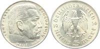 5 Reichsmark 1936 A Drittes Reich Paul von Hindenburg - ohne Hakenkreuz... 19,00 EUR  +  6,95 EUR shipping