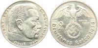 2 Reichsmark 1938 G Drittes Reich Paul von Hindenburg - mit Hakenkreuz ... 3,95 EUR  +  3,95 EUR shipping