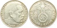 2 Reichsmark 1937 D Drittes Reich Paul von Hindenburg - mit Hakenkreuz ss  3,95 EUR  +  3,95 EUR shipping