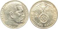 2 Reichsmark 1937 F Drittes Reich Paul von Hindenburg - mit Hakenkreuz ... 4,95 EUR  +  3,95 EUR shipping