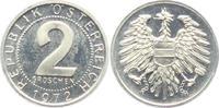 2 Groschen 1972 Österreich  PP  3,00 EUR  +  3,95 EUR shipping