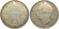 1 Gulden 1839 Württemberg Wilhelm König von Württemberg (1816 - 1864) v... 19,00 EUR  +  6,95 EUR shipping