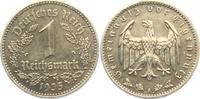 1 Reichsmark 1935 A Weimarer Republik  ss-vz min. RF  7,00 EUR  +  3,95 EUR shipping