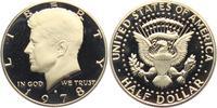 1/2 Dollar 1978 S USA John F. Kennedy (1964 - jezt) PP  9,95 EUR  +  3,95 EUR shipping